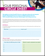Your Personal Circle Sheet